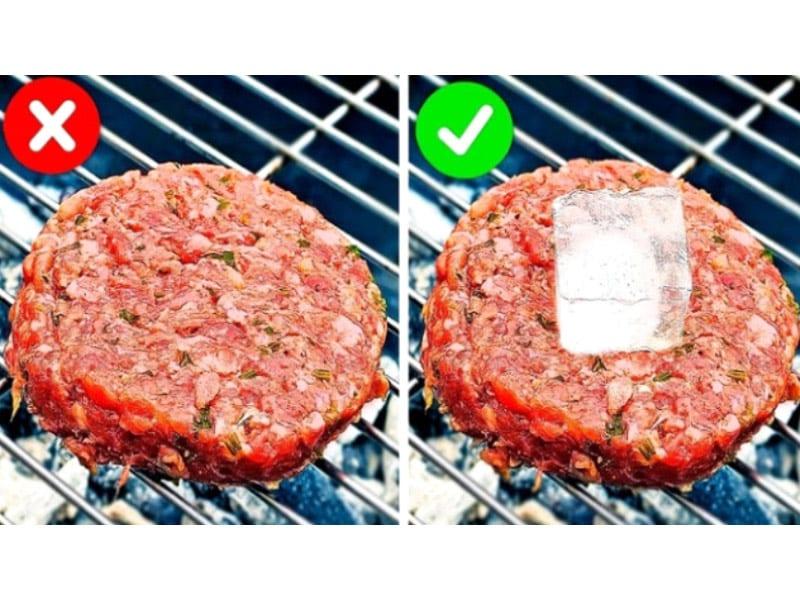 Cách nướng thịt không bị khô